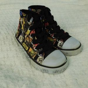 Other - Star wars high top sneakers